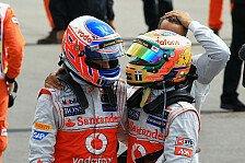 Formel 1 - Button würde Hamilton-Verbleib gefallen