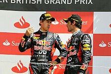 Formel 1 - Marko: Nur Red Bull und Alonso konstant
