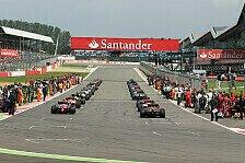 Formel 1 - Strategie-Bericht zum Großbritannien GP
