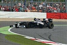 Formel 1 - Verschenkte Punkte bei Williams