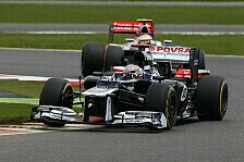 Formel 1 - Geldstrafen für Maldonado und Kobayashi