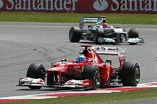 Formel 1 - Brundle: Alonso Top, Schumacher Flop