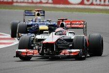 Formel 1 - McLaren warnt vor Regeländerungen
