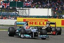 Formel 1 - Schumacher: Gibt es eigentlich Heimvorteil?