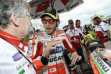 MotoGP - Rossi gefallen Audis Ducati-Pläne