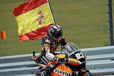 MotoGP - Die MotoGP-Spitze freut sich auf Marquez
