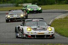 USCC - Lietz bei Enduros im Paul-Miller-Porsche
