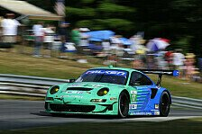USCC - Mosport: Porsche-Piloten mit bestem Saisonergebnis