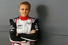 Formel 1 - Max Chilton neuer Marussia-Ersatzfahrer