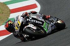 MotoGP - Bradl glücklich über Platz 4