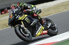MotoGP - Dovizioso ärgert das Warten auf Rossi