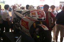 MotoGP - Ezpeleta ersteigert Simoncelli-Bike