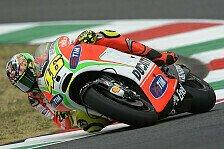 MotoGP - Rossi mit seiner Pace zufrieden