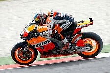 MotoGP - Pedrosa zufrieden mit Rang zwei
