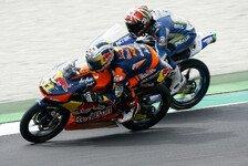 Moto3 - Cortese zufrieden mit erster Saisonhälfte