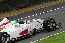 Formel 2 - Kevin Mirocha feiert erste Pole