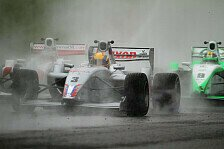Formel 2 - Bilder: Großbritannien - 9. & 10. Lauf