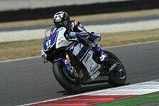 MotoGP - Spies mit Lebensmittelvergiftung