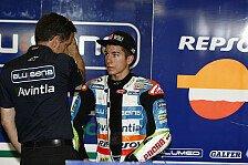 Moto3 - Blusens Team Manager zur Vinales-Saga