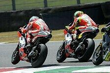 MotoGP - Rossi mit Neuerungen