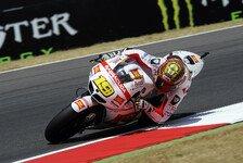 MotoGP - Bautistas schwieriger Alleingang
