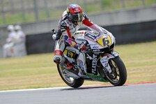 MotoGP - Bradl zufrieden mit erstem Tag in Laguna
