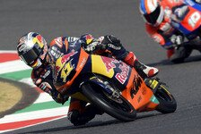 Moto3 - Rote Flagge und Cortese-Bestzeit in 3. Training