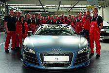 Auto - Audi R8: Topmodell mit besten Aussichten