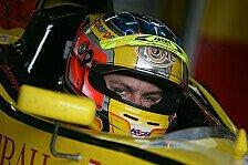 ADAC Formel Masters - Jäger mit geglücktem Heimspiel