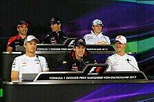 Formel 1 - Hockenheim-Erinnerungen der deutschen Fahrer