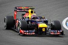 Formel 1 - Horner glaubt nicht an Vorsprung in Deutschland