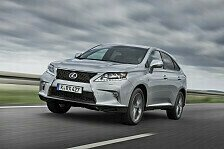Auto - Verkaufsstart des neuen Lexus RX 450h