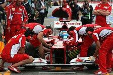 Formel 1 - Red Bull und Hamilton größte Rivalen für Alonso