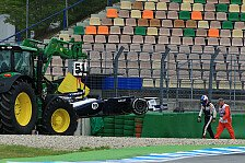 Formel 1 - Bottas entschuldigt sich für Abflug