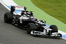 Formel 1 - Sponsoren stehen zwischen Bottas & Renncockpit