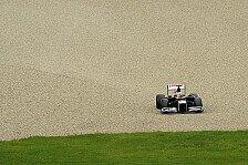 Formel 1 - Maldonado: Nicht viel ausprobiert