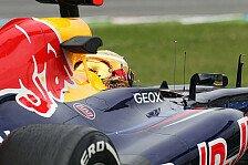 Formel 1 - Vettel nimmt McLaren-Bestzeit gelassen