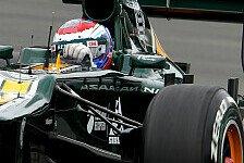 Formel 1 - Petrov macht sich keine Sorgen
