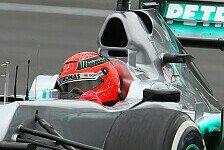 Formel 1 - Stewart rät Schumacher zum Aufhören