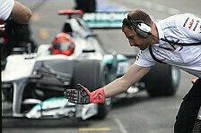 Formel 1 - Mercedes: Gut fürs Rennen aufgestellt?