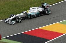 Formel 1 - Rosberg: Beim Heimspiel von 21 auf 10