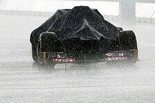 Formel 1 - Land unter in Hockenheim