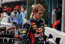 Formel 1 - Vettel hadert mit Webber