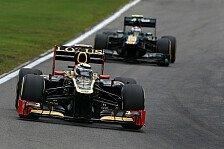 Formel 1 - Kovalainen und die Wechsel-Gerüchte