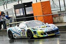 VLN - Crashtest für den TinTag-Ferrari