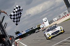 VLN - Rowe Racing erneut auf dem Siegerpodium