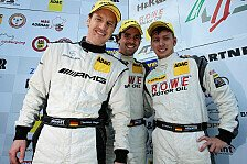 VLN - Rowe Racing will vierten Podestplatz in Folge