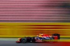Formel 1 - Webber hatte einfach keine Pace
