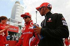 Formel 1 - Alonso: Teamwechsel gut für Hamilton