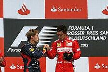 Formel 1 - Lauda: Vettel kann sich was von Alonso abschauen